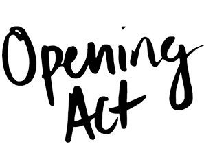 Logo for Opening Act